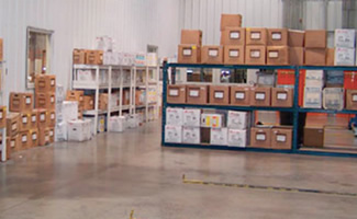 Manufacturing Resource Group Warehouse